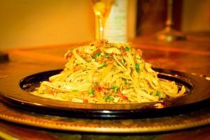 DSC_0012-1 enhanced linguine with clam sauce