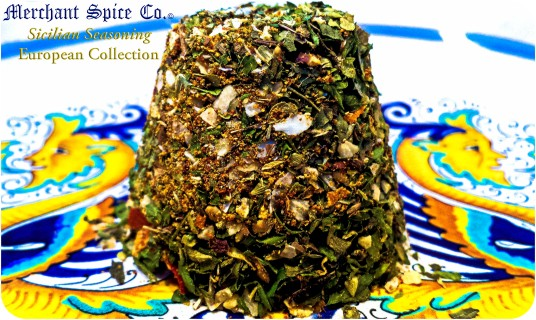 Sicilian Seasoning from Merchant Spice Co.'s European Collection